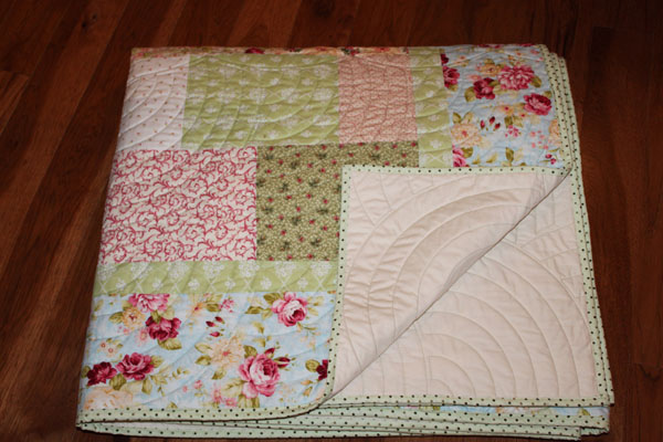 Longarm machine quilting quilts for sale for Quilts for sale